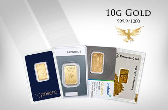 MG-Edelmetalle.com | 10g Gold