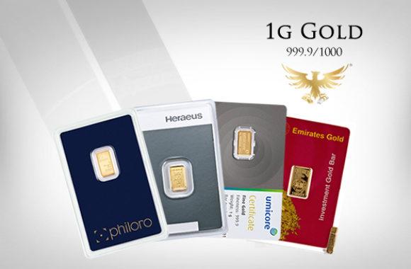 MG-Edelmetalle.com | 1g Gold