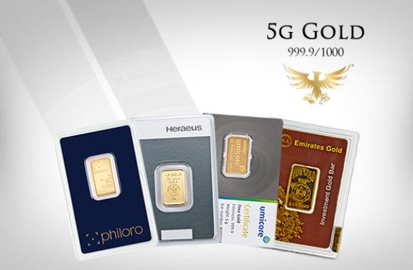 MG-Edelmetalle.com | 5g Gold