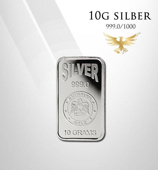 MG-Edelmetalle.com   10g Silber