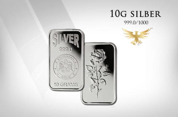 MG-Edelmetalle.com | 10g Silber
