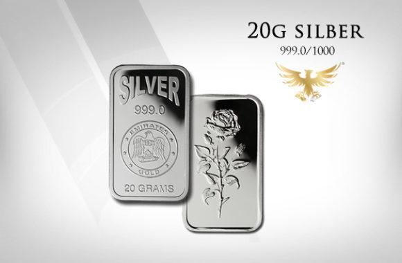 MG-Edelmetalle.com | 20g Silber