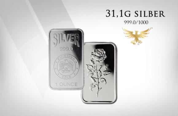 MG-Edelmetalle.com | 31,1g Silber