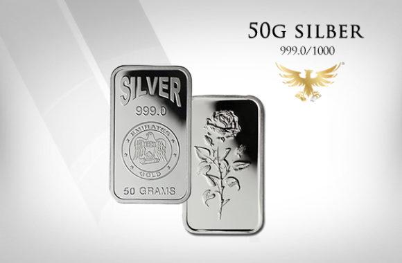 MG-Edelmetalle.com | 50g Silber